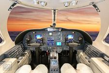 citation avionics aviation photography
