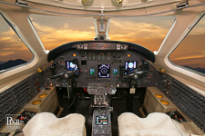 citation-excel-015 avionics aviation photography