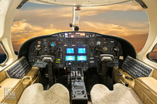 citation-isp-010 avionics aviation photography
