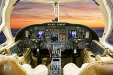 citation-ultra-011 avionics aviation photography