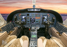 gulfstream-200-c-011 avionics aviation photography