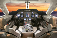gulfstream-200-c-018 avionics aviation photography