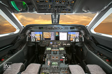 gulfstream-g450-012 avionics aviation photography