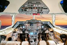 hawker-c-009 avionics aviation photography