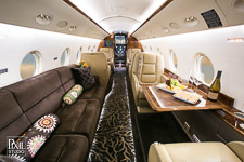gulfstream-g200-009 Interior aviation photography