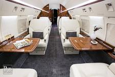 gulfstream-g400-015 Interior aviation photography